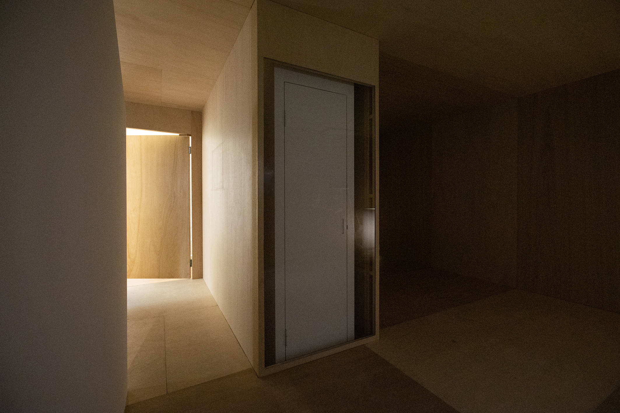 Gallery's Storage, Site specific, Dimensions variable, 2021