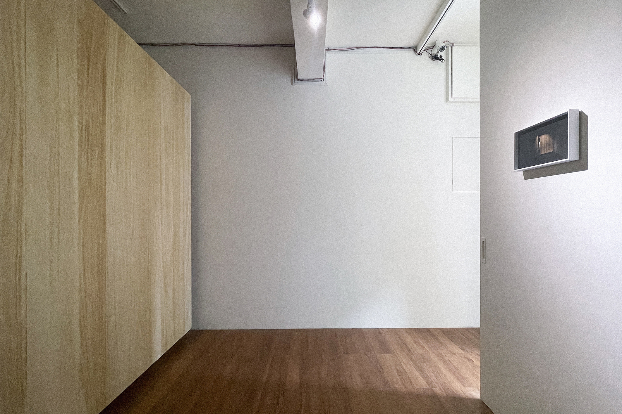 The Moment of Consciousness, Site specific, Dimensions variable, 2021